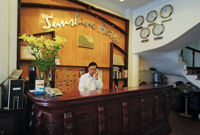 Sunshine 1 Hotel, Ha Noi, Viet Nam, popular travel in Ha Noi