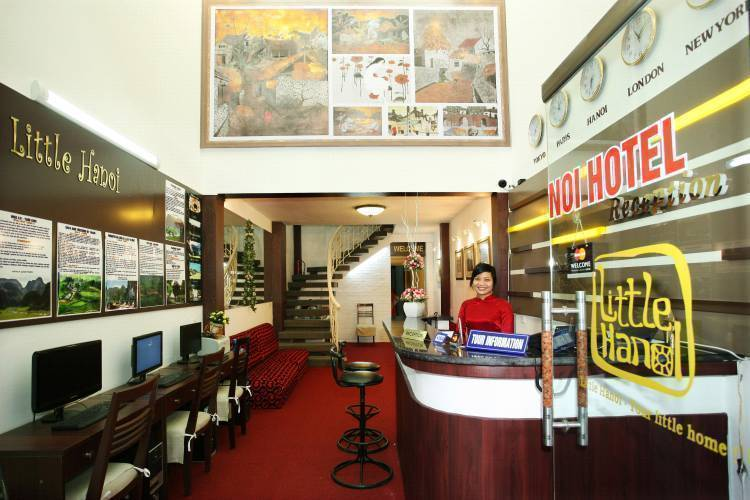The Little Hanoi Hotel, Ha Noi, Viet Nam, Viet Nam hostels and hotels