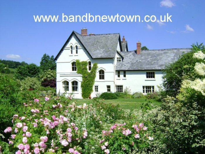 The Forest Country Guest House, Newtown, Wales, Wales bed and breakfasts and hotels