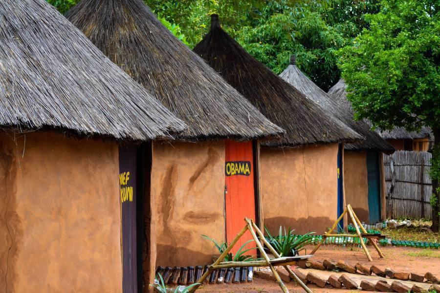 Zinga Backpackers, Livingstone, Zambia, Zambia hostels and hotels