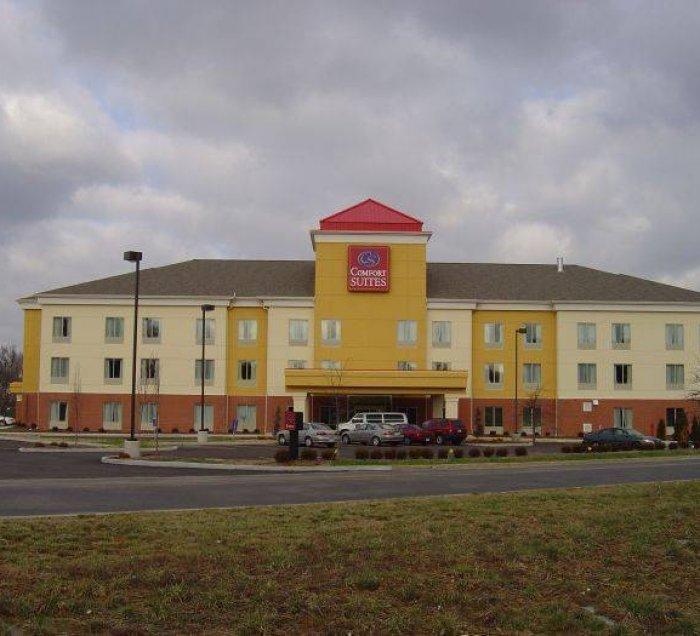 Comfort Suites Cincinnati Airport Hebron Kentucky