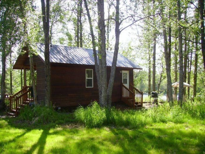 Alaska Riverview Lodge, Kasilof, Alaska, Nájsť najnižšiu cenu za posteľ & Raňajky, hotely alebo hostince v Kasilof
