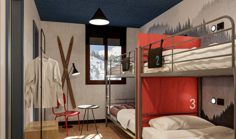 Font Andorra Hostel - Search available rooms and beds for hostel and hotel reservations in la Massana 6 photos
