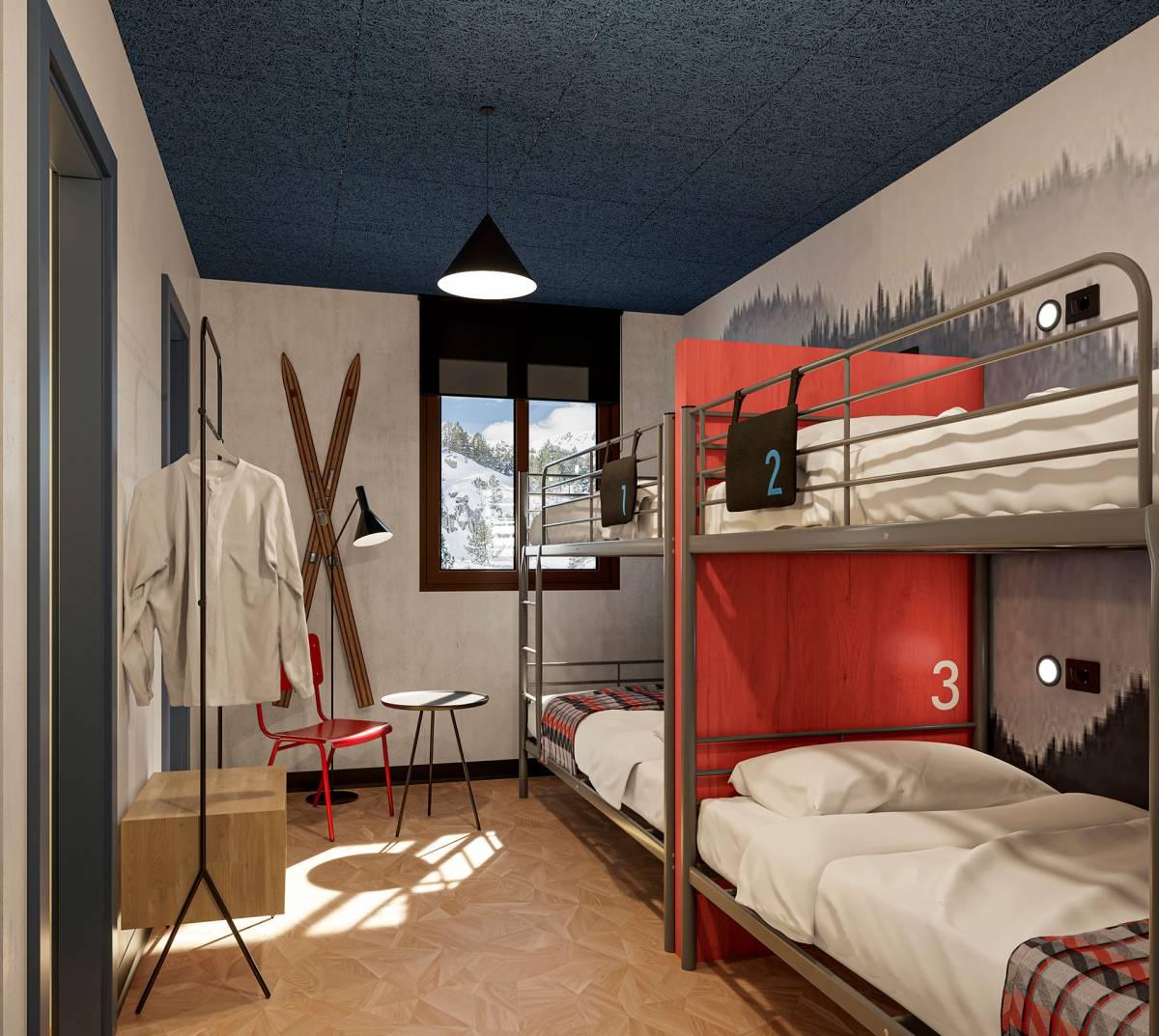 Font Andorra Hostel, la Massana, Andorra, Andorra hostels and hotels