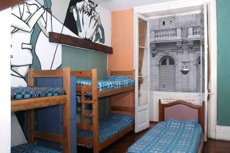 BA Stop Hostel, Buenos Aires, Argentina, female friendly hostels and cheap hotels in Buenos Aires