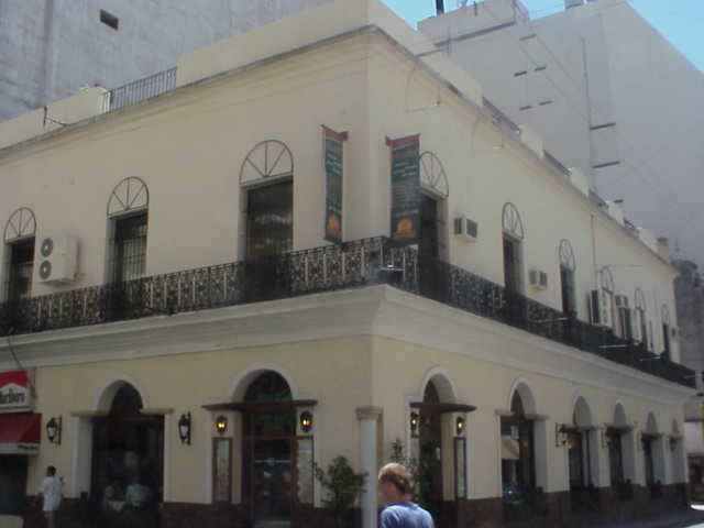 Hostel Colonial, Buenos Aires, Argentina, Argentina hostels and hotels