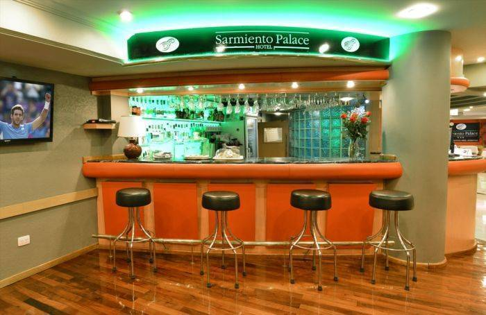 Sarmiento Palace Hotel, Buenos Aires, Argentina, Argentina hostels and hotels