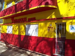 Tierrasoles Hostel, San Rafael, Argentina, Argentina herberger og hoteller