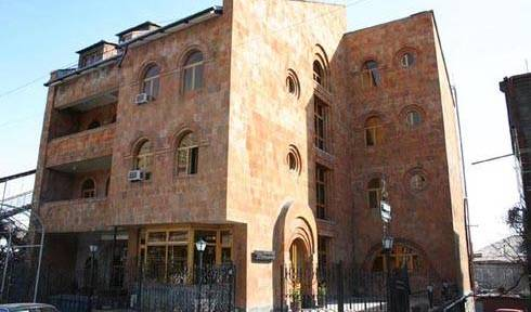 Bass Hotel - Search for free rooms and guaranteed low rates in Yerevan 5 photos