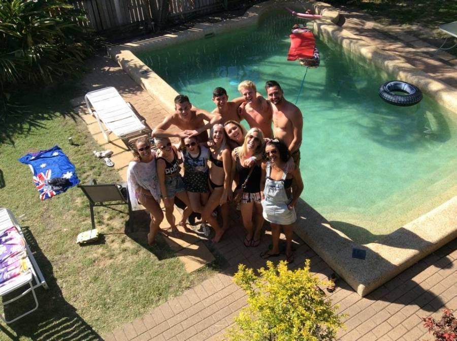 Lazy Duck Backpackers Hostel, Cairns, Australia, Pensiuni de tineret și pensiuni turistice cu cele mai bune plaje în Cairns