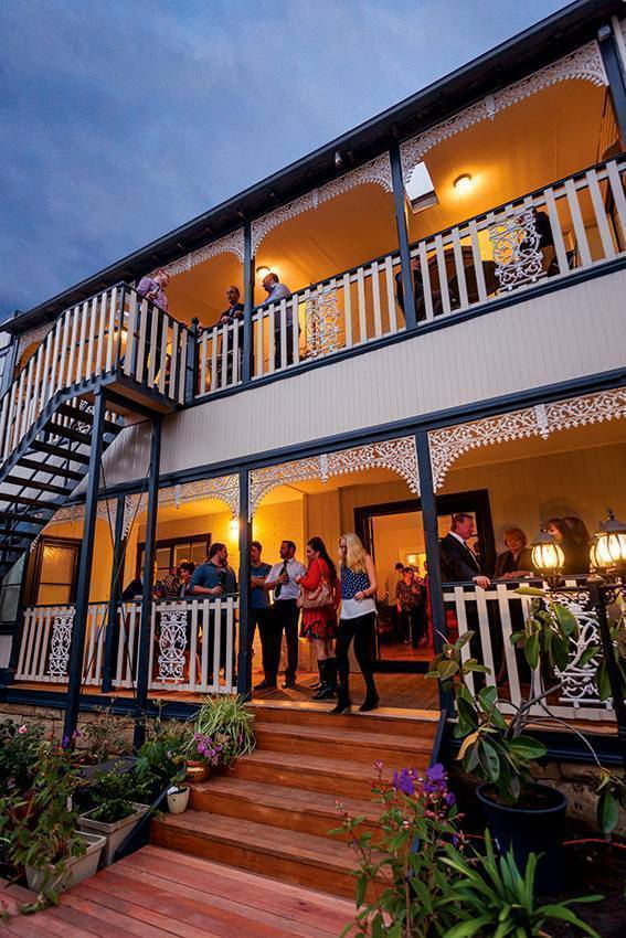 Montacute Boutique Bunkhouse, Hobart, Australia, view and explore maps of cities and hostel locations in Hobart