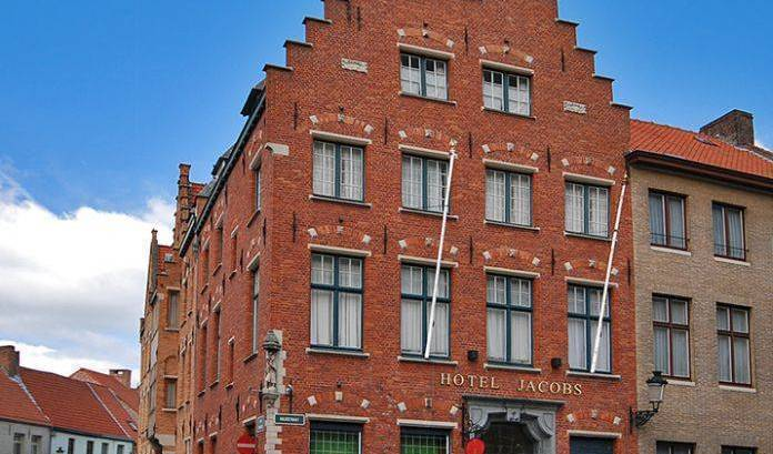 Jacobs Hotel - Search for free rooms and guaranteed low rates in Brugge 17 photos