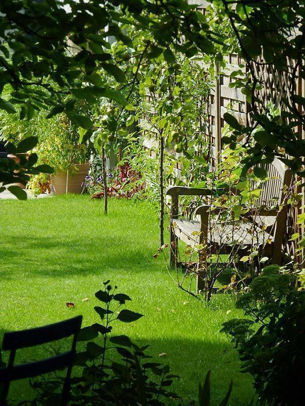 Garden In The City, Gent, Belgium, bed & breakfasts and places to visit for antiques and antique fairs in Gent