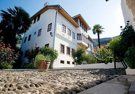 National Monument Muslibegovic House, Mostar, Bosnia and Herzegovina, Bosnia and Herzegovina hostels and hotels