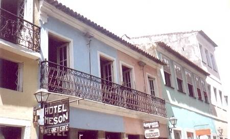 A Meson Pousada, Salvador, Brazil, Brazil hostels and hotels