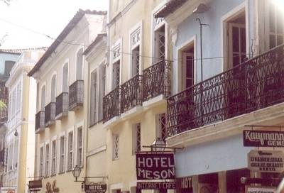 A Meson Pousada, Salvador, Brazil, backpackers and backpacking hostels in Salvador