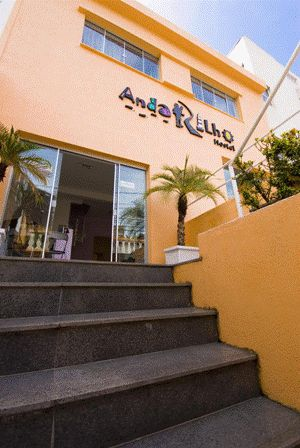 Andarilho Hostel, Salvador, Brazil, Brazil hostels and hotels
