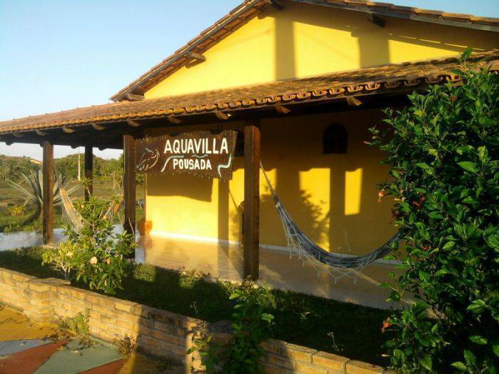 Aquavilla Bed and Breakfast, Prado, Brazil, Brazil bed and breakfasts and hotels