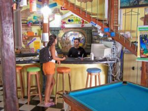 Arraial d'Ajuda Hostel, Porto Seguro, Brazil, stay in a bed & breakfast and meet the real world, not a tourist brochure in Porto Seguro