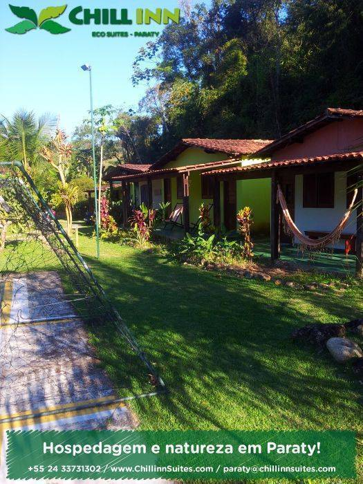 Chill Inn Eco-Suites Paraty, Paraty, Brazil, Brazil bed and breakfasts and hotels