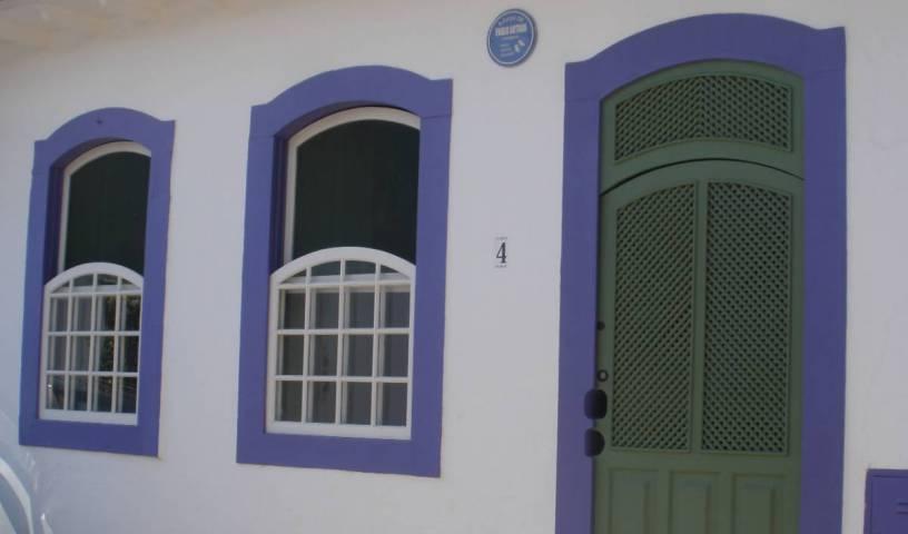 A Casa de Paulo Autran -  Paraty 18 photos