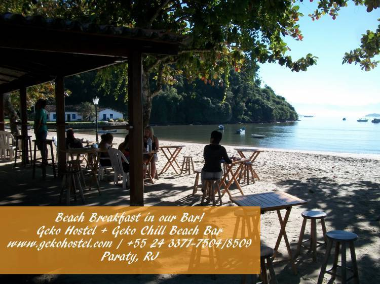 Geko Hostel E Pousada, Paraty, Brazil, tips for traveling abroad and staying in foreign bed & breakfasts in Paraty
