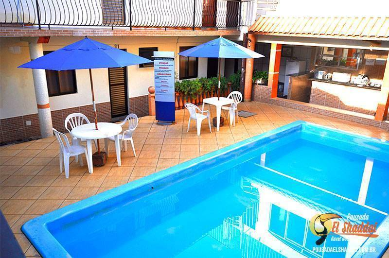 Guest House - El Shaddai, Foz do Iguacu, Brazil, Brazil bed and breakfasts and hotels