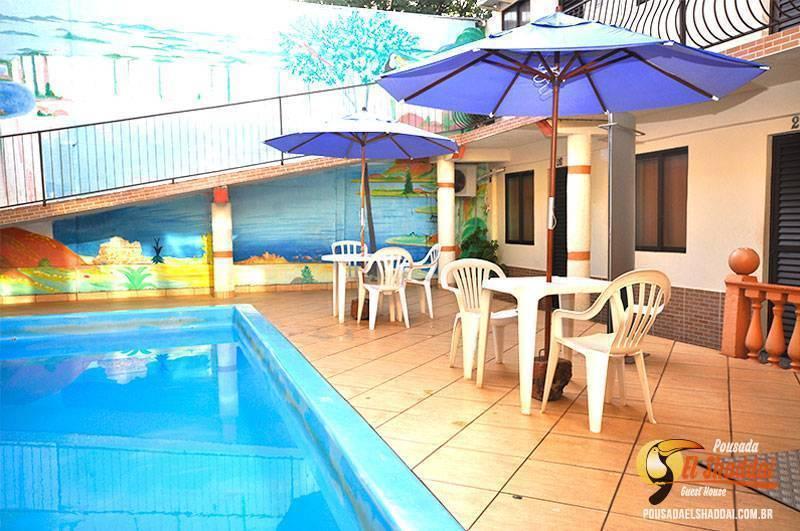 Guest House - El Shaddai, Foz do Iguacu, Brazil, cheap lodging in Foz do Iguacu