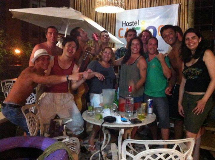 Hostel Carioca, Rio de Janeiro, Brazil, Brazil bed and breakfasts and hotels
