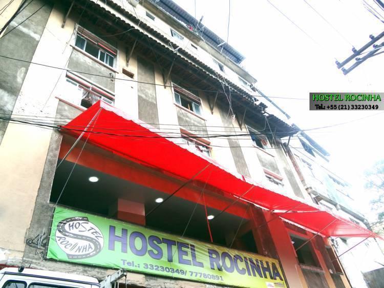 Hostel Rocinha, Rio de Janeiro, Brazil, Brazil hostels and hotels