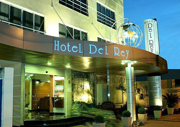 Hotel del Rey, Foz do Iguacu, Brazil, Brazil hostels and hotels