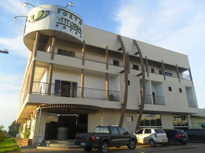 Hotel Porto Vitoria, Ariquemes, Brazil, Brazil bed and breakfasts and hotels
