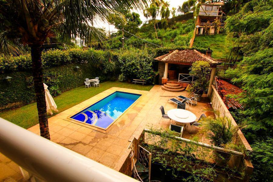 Lagoon Hostel, Rio de Janeiro, Brazil, Brazil bed and breakfasts and hotels