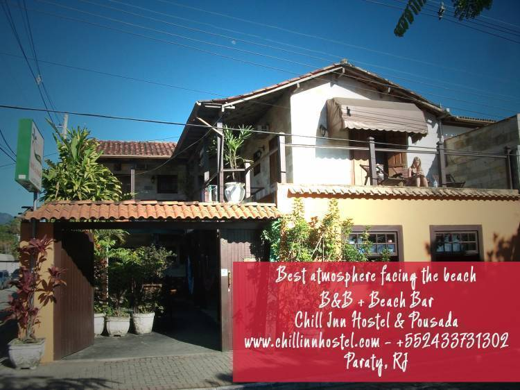 Misti Chill Paraty Hostel and Pousada, Paraty, Brazil, Brazil bed and breakfasts and hotels