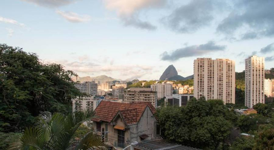 New Nature Comfort, Rio de Janeiro, Brazil, international backpacking and backpackers hostels in Rio de Janeiro
