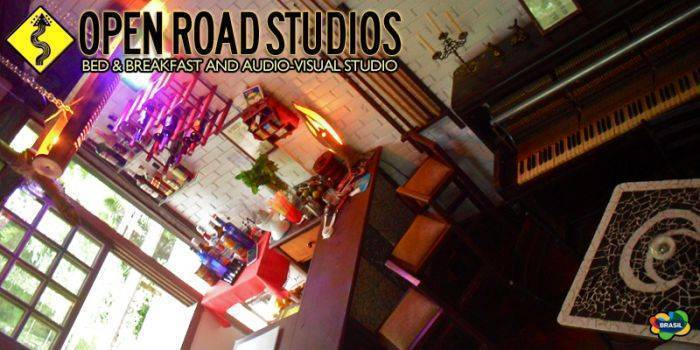 Open Road Studios, Rio de Janeiro, Brazil, Brazil bed and breakfasts and hotels
