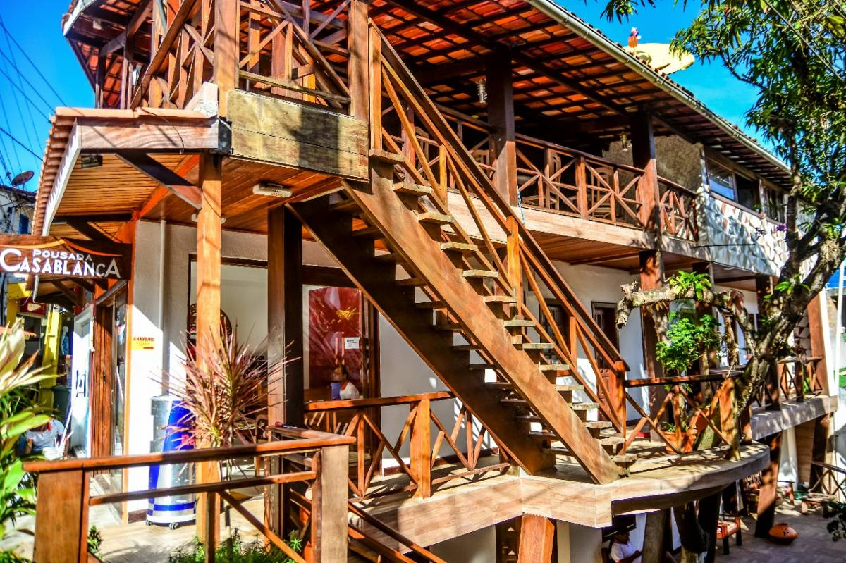 Pousada Casa Blanca, Cairu, Brazil, Brazil bed and breakfasts and hotels