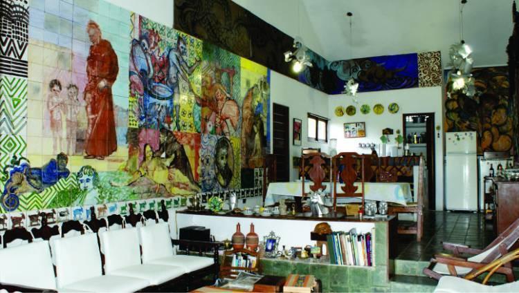 Pousada Casa Das Artes, Gravata, Brazil, low cost lodging in Gravata