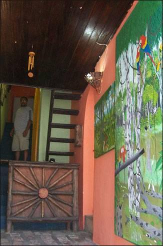 Pousada do Indio Asa Branca, Salvador, Brazil, high quality hostels in Salvador