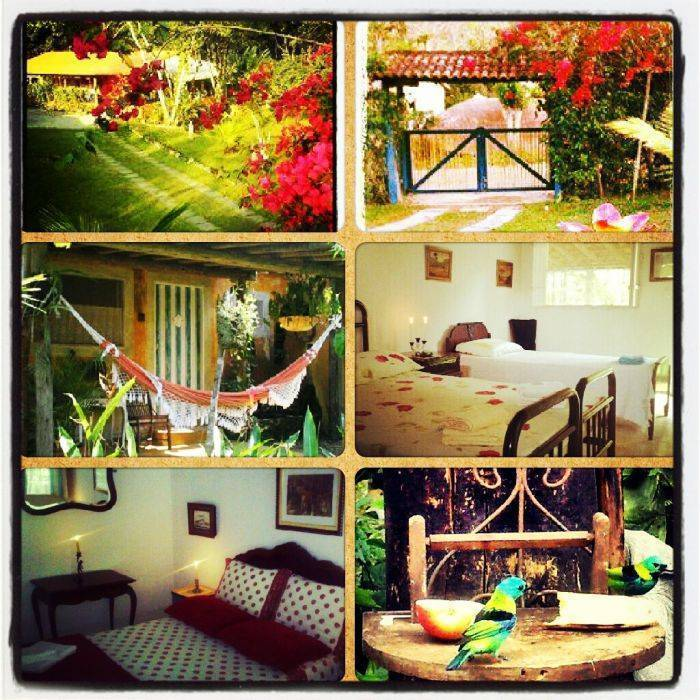 Pousada Dos Deuses, Paraty, Brazil, relaxing hostels and backpackers in Paraty
