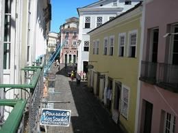 Pousada Dos Sonhos, Salvador, Brazil, Brazil hostela i hotela