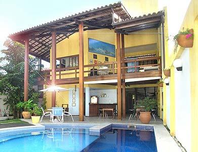 Pousada Encanto de Itapoan, Salvador, Brazil, Brazil hostels and hotels