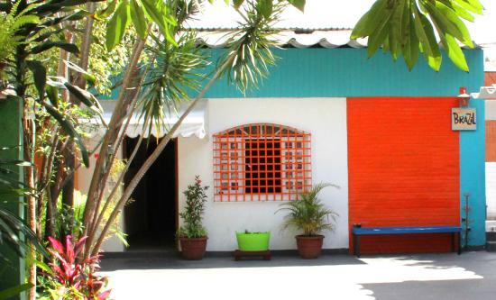 Sampa Hostel, Sao Paulo, Brazil, Brazil hostels and hotels