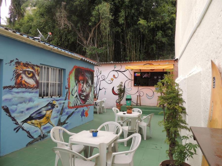 The Connection Hostel, Sao Paulo, Brazil, Brazil hostels en hotels