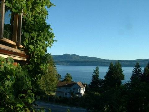 Hilltop Bed and Breakfast, Powell River, British Columbia, top foreign bed & breakfasts in Powell River