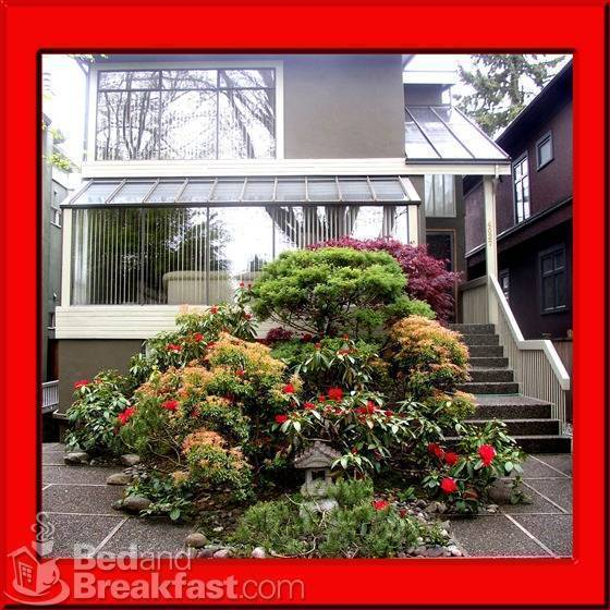 Vancouver Bed and Breakfast, Vancouver, British Columbia, British Columbia hostels and hotels