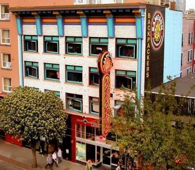 Vancouver - Samesun Backpacker Lodges, Vancouver, British Columbia, vacations and hostels in Vancouver