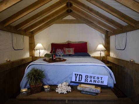 Yd Guest Ranch, Ashcroft, British Columbia, British Columbia bed and breakfasts and hotels