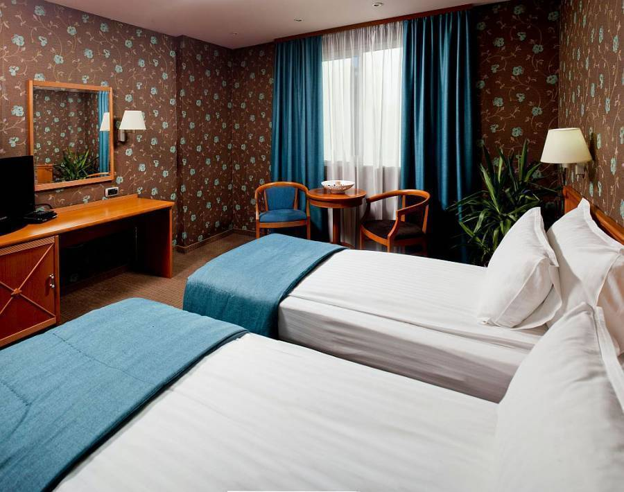 Best Western Plus City Hotel, Sofia, Bulgaria, best vacations at the best prices in Sofia
