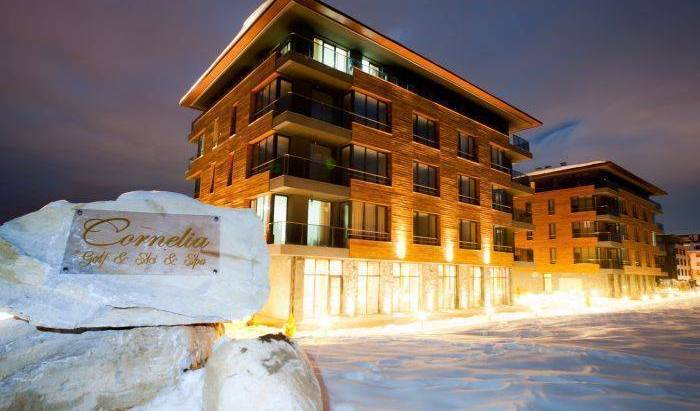 Cornelia Apart Hotel - Search for free rooms and guaranteed low rates in Bansko 22 photos